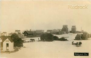 IA, Ledyard, Iowa, Town View, RPPC