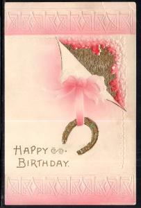 Happy Birthday Horseshoe