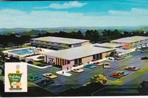 North Carolina Roanoke Rapids Holiday Inn 1972