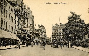 UK - England, London. Leicester Square