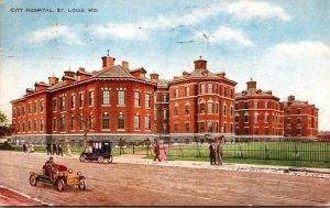 Missouri St Louis City Hospital 1910