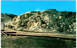 SEAICH ES-65, Minerva Terraces, Yellowstone National Park
