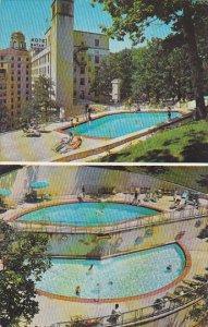 The Arlington Hotel and Swimming Pool Hot Springs Arkansas