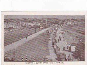 England Paignton South Sands &amp  Esplanade