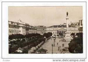 RP,Praca De D. Pedro IV (Rocio),Lisboa,Portugal,00-10s