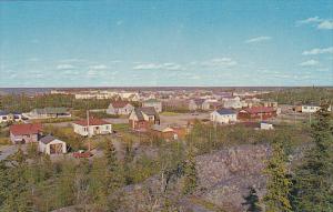 Canada Looking Towrds Public and Federal Schools from Matonabbee Avenue Yello...