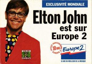 CPM AK Elton John SINGER (768749)
