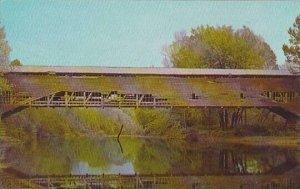 Indiana Rockville Jackson Covered Bridge