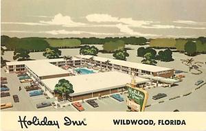 Holiday Inn, Wildwood, FL, Florida, Chrome