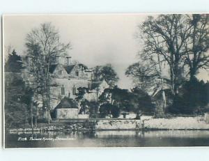 old rppc PALACE HOUSE Beaulieu - Brockenhurst - Hampshire UK HM1936