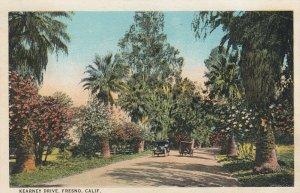 FRESNO, California, 1900-1910's;  Kearney Drive