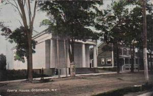 New York Greenwich Opera House