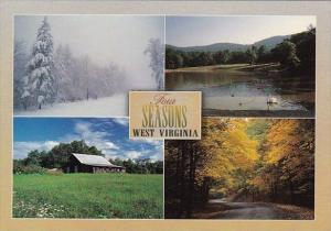The Seasons West Virginia