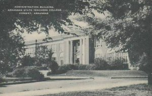 Arkansas Conway Administration Building Arkansas State Teachers College Alber...