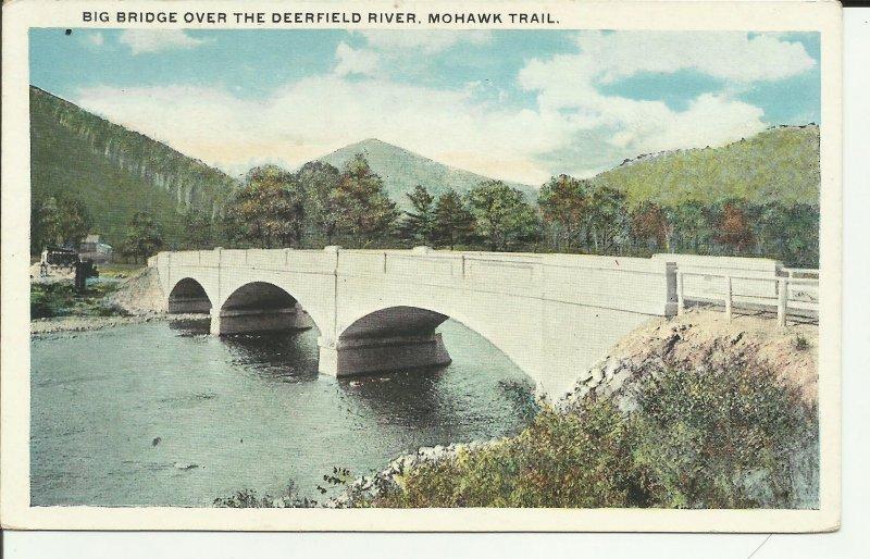 Big Bridge Over The Deerfield River, Mohawk Trail