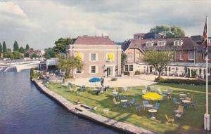 Exterior,The Compleat Angler Hotel, Marlow,Bucks,England,40-60s