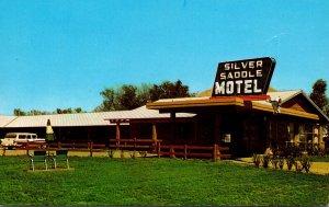 Kansas East Smith Center The Silver Saddle Motel
