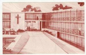 Thunderbird Motor Inn, Downtown Orangeburg, South Carolina, 1920-1940s
