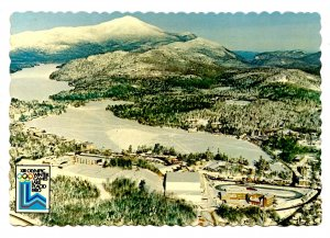 NY - Lake Placid. Olympic Village