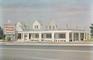 PARIS, Ontario, Canada, 1940-1960's; The White Horse Restaurant
