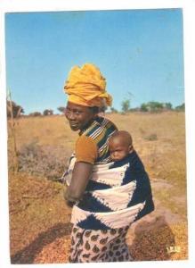 Mother & child , TANZANIA-KENYA-UGANDA , PU-1974