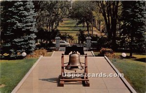 Replica of Liberty Bell in Augusta, Maine