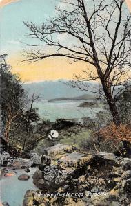 Cumberland Derwentwater and Skiddaw Mountains Nature 1909