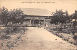Republic of Congo Francais - Maison Episcopale de Brazzaville