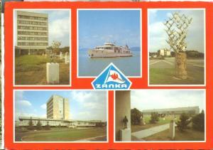 Hungary, Zanka, used Postcard