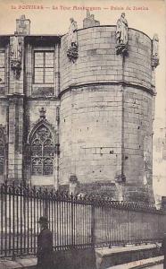 La Tour Maubergeon, Palais De Justice, Poitiers (Vienne), France, 1900-1910s