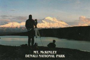DENALI NATIONAL PARK, Alaska , 1991 : Mt. McKinley