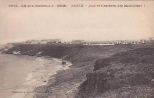 Senegal Dakar Baie et Casernes des Madeleines I