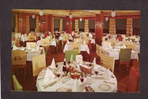 QC Hotel Des Sables Rouges Carleton Sur Mer Quebec Canada Carte Postale