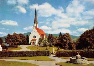 Bad Wiessee Kirche Maria Himmelfahrt Church