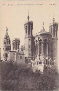 Lyon, Abside de Notre-Dame de Fourviere, Rhone-Alpes, France, 00-10s