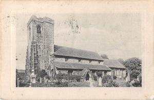 BR78651 parish church whalley  uk