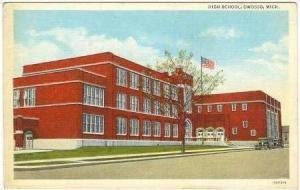 High School, Owosso, Michigan, 00-10s