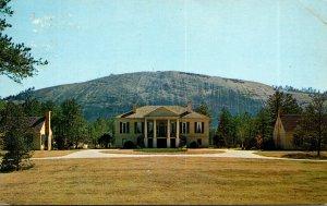 Georgia Stone Mountain Memorial Park Stone Mountain Plantation 1966