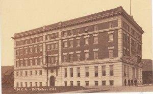 BERKELEY , California, 1900-10s ; Y.M.C.A.