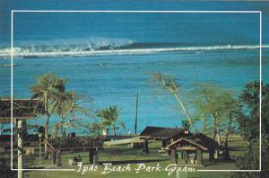 Ipao Beach Park Tumon Guam