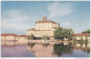 Exterior,Broadmoor Hotel, Colorado Springs,Colorado,PU-1960