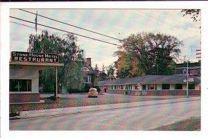 Stone-House Motel and Restaurant, Truro, Nova Scotia