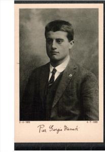 ITALY, 1900-1910´s; Pier Siorgio Franak