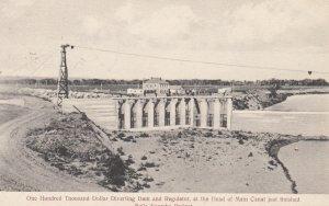 BELLE FOURCHE , South Dakota , 1907 ; Dam Project