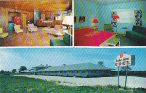 Indiana Clarks Hill Rose Haven Motor Hotel