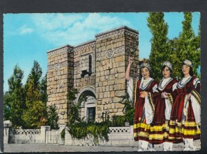 Syria Postcard - Salute From Damascus - St Paul's Window  T8749