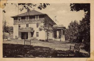 Brittania Hall , KINGSWAY, Ontario , Canada , PU-1922