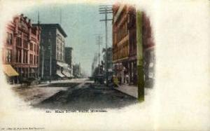 Main Street Butte MT Unused