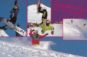Snowboarding in Oregon , 1950-70s