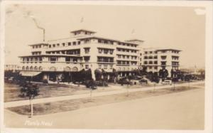 Philippines Manila The Manila Hotel 1920 Real Photo